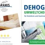 Hotel Aramis in Gäufelden erhält Gold-Zertifikat des DEHOGA für Umweltkonzept