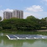 Phoenix Solar Pte Ltd führt Pilotprojekt mit schwimmender Photovoltaik Anlage durch
