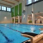 Lippe Bad in Lünen erweist sich als Vorzeigeprojekt als Passivhaus Hallenbad