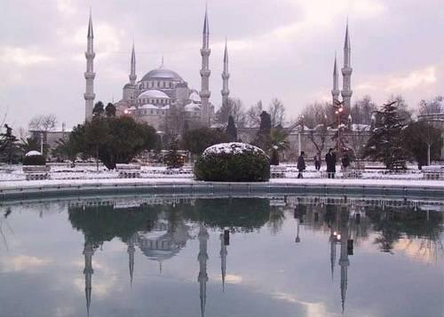 Отдых в стамбуле когда лучше посещать. Стамбул зимой: что ...