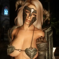 Steel Bikini Armor