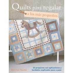 203233.1.QUILTS PARA REGALAR A LOS MAS PEQUEÑOS