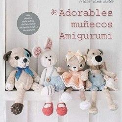 Adorables muñecos de amigurumi
