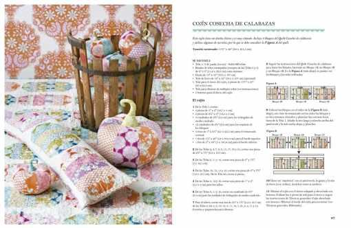 Labores de patchwork y muñecos de tela de TIlda_03