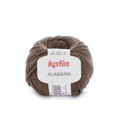 lana-hilo-alabama-tejer-acrilico-algodon-marron-primavera-verano-katia-7-fhd