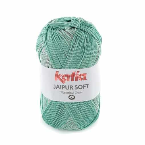 lana-hilo-jaipursoft-tejer-algodon-peinado-gaseado-y-mercerizado-azul-azul-agua-crudo-primavera-verano-katia-101-fhd