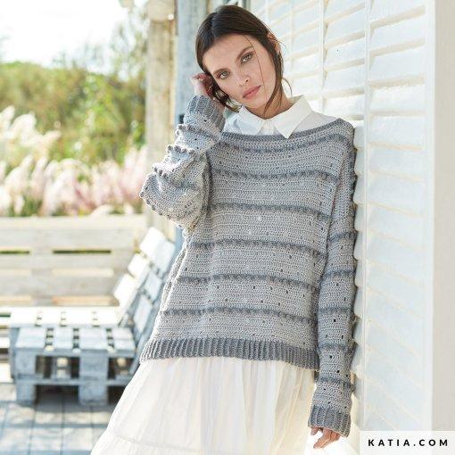 patron-tejer-punto-ganchillo-mujer-jersey-primavera-verano-katia-6254-10-g