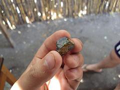 Piedra de coltan