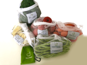 EcoSouk Bags with vegetables
