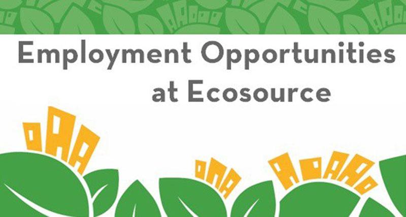 Ecosource is seeking an Executive Director