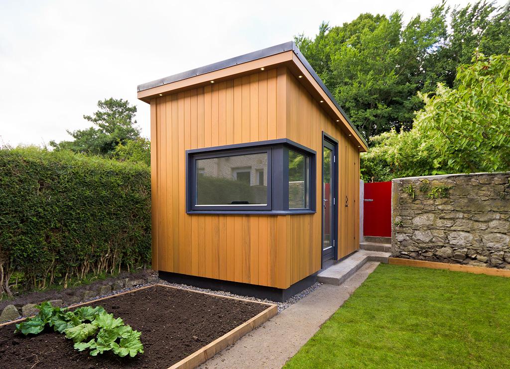 Garden Rooms Design Ideas, Garden Room Plans | ECOS Ireland on Backyard Room Ideas id=23894