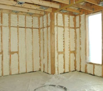 Benefits of Spray Foam Insulation
