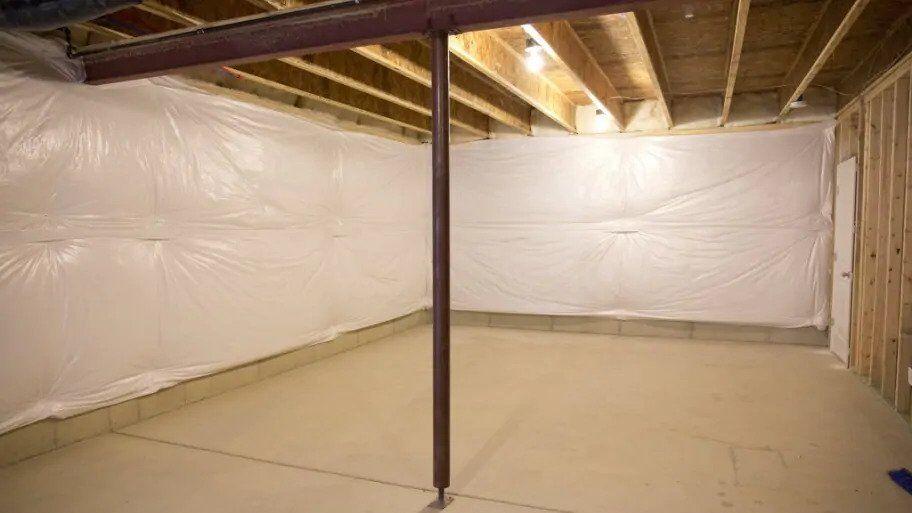 Basement Insulation in Mississauga