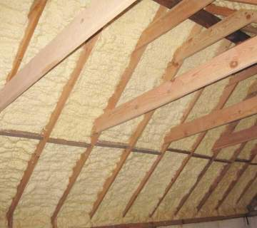 Attic Insulation in Mississauga