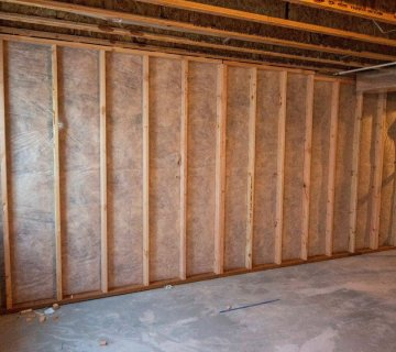 How to Insulate Finished Walls
