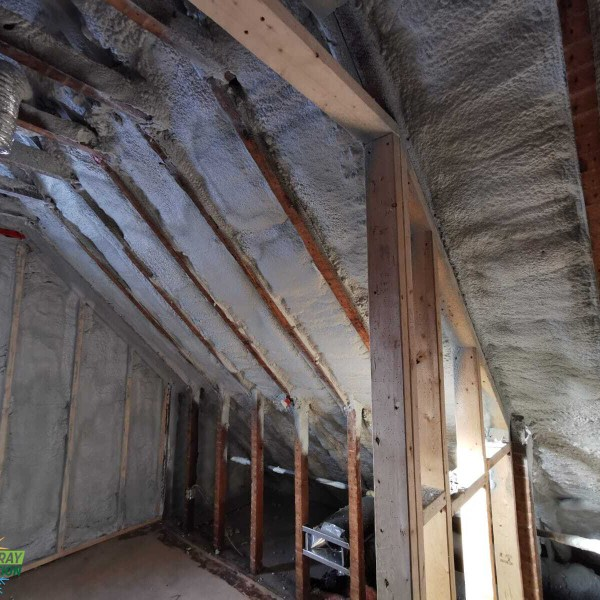 Spray Foam Insulation 4