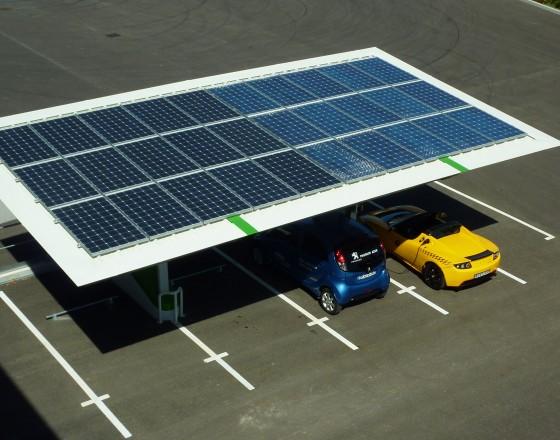 SunPod Auto - Solar Charging