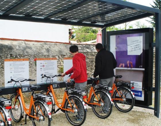 SunPod Cyclo - Solar Charging