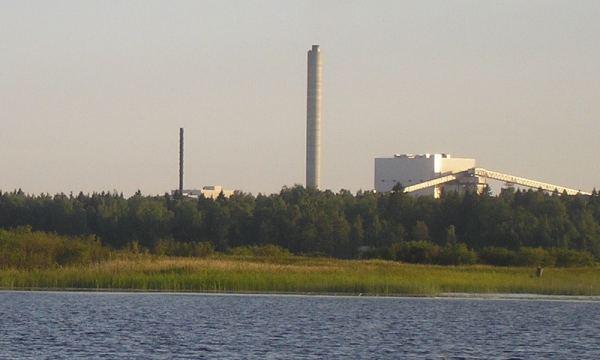 Alholmens Kraft Power Station