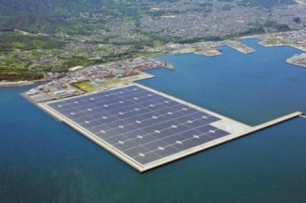 Yamakura Dam Reservoir