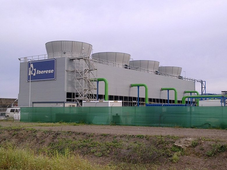 Siemens Cooling Water Tower