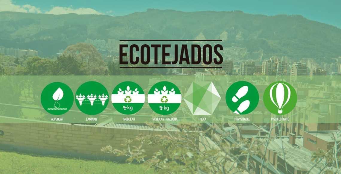 Ecotejados - Techos Verdes