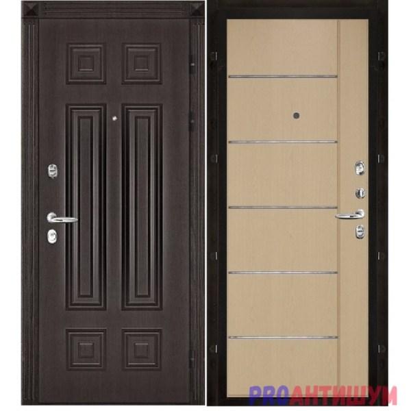 Входная дверь в квартиру шумоизоляция: рекомендации по ...