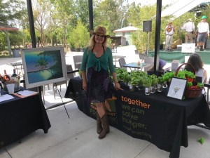 Ecotone Farm Donates Lettuce To Kai Kai Farm Event