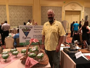 Ecotone Farm Showcases At Localecopia Event At The Breakers Palm Beach