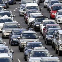 There are likely to be an extra 20,000 cars on weekdays on the Anzac Bridge when WestConnex is built.
