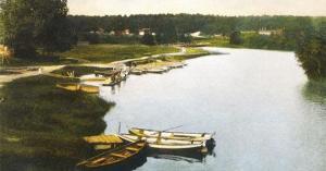 Река Уча. История