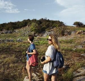 Tips número uno de un viajero eco-responsables: Reducimos nuestra huella de carbono si viajamos ligeros de equipaje