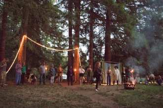 Find your people ceremony