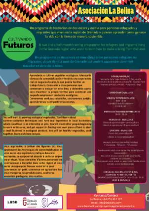 Poster Cultivando 2018 - course2