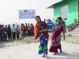Safe Drinking Water Service among the coastal villagers