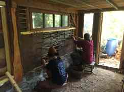 Cobbing cabin