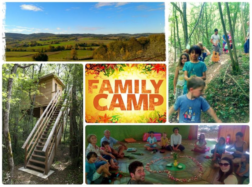 collage family camp petite
