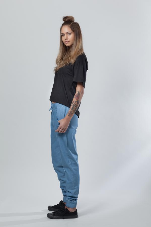 ReCreate AW18 Habitant Pants Organic Cotton Sustainable Fashion New Zealand