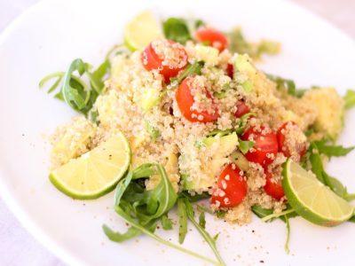 Superfood Quinoa steeds populairder