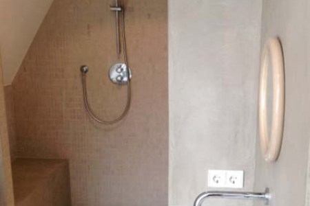 Beste Interieur Ontwerp » watervaste stuc badkamer   Interieur Ontwerp
