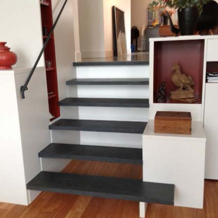 Stucdeco trappen in Hoorn