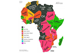 Africa's rich resources