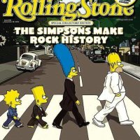 "El Rock en ""The Simpsons"""