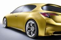 Lexus LF-Ch hybrid hatchback concept