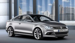 VW Compact Coupe Hybrid