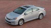2010 Lexus HS250h hybrid luxury sedan