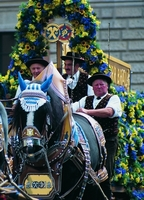 Munich Oktoberfest Celebrates 200th Anniversary in 2010