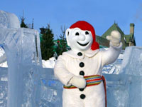 Quebec Winter Carnival 2013 is world's largest annual snow festival