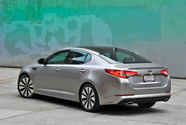 Best 2011 Cars Under $20,000: 2011 Kia Optima Mid-Size Sedan