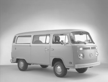 VW Microbus, like the one I drove across Libya, from Morocco to Algeria, Tunisia and Egypt